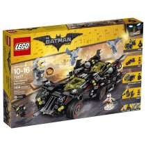 BATMAN MOVIE The Ultimate Batmobile 70917