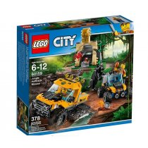 Jungle Halftrack Mission-60159