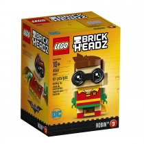 Lego Brick Headz, ItemRobin