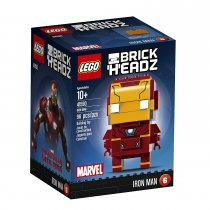 Lego Brick Headz, ItemIron Man