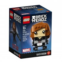 Lego Brick Headz, ItemBlack Widow