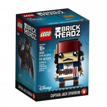 Lego Brick Headz, ItemCaptain Jack Sparrow