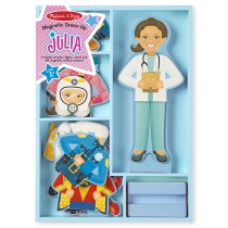 Magnetic Dress-up Role Play, แบบJulia