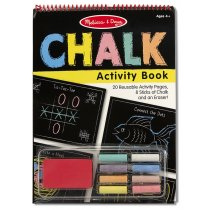 Reusable Chalk Activity Book