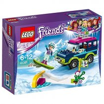 Lego friend Snow Resort Off-Roader(41321)