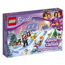 LEGO Friends Advent Calendar(41326)