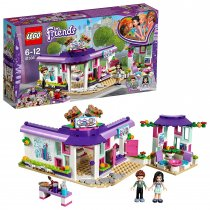 Lego Friend Emma's Art Café(41336)
