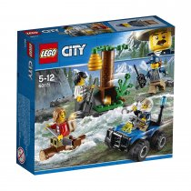 LEGO City Police Mountain Fugitives(60171)