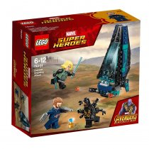 Lego Super Heroes Outrider Dropship Attack(76101)