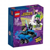 Lego Super Heroes Mighty Micros: Nightwing vs. The Joker