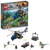 Blue's Helicopter Pursuit – 75928
