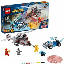 Super Heroes Speed Force Freeze Pursuit 76098