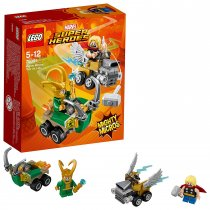 Mighty Micros: Thor vs. Loki 76091