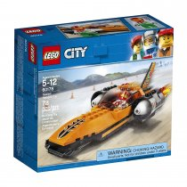 City Speed Record Car 60178