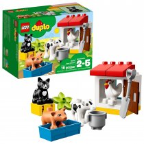 Lego Duplo Farm Animals(10870)