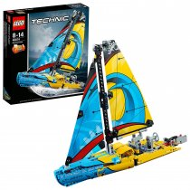 Technic Racing Yacht 42074
