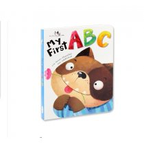 ชุด Board Book My First ABC