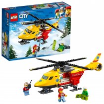 AMBULANCE HELICOPTER 60179