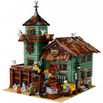 OLD FISHING STORE-21310