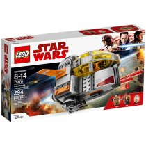 Episode VIII Resistance Transport Pod 75176