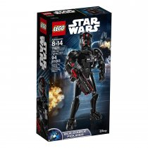 Episode VIII Elite Tie Fighter Pilot 75526