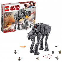 Episode VIII First Order Heavy Assault Walker 75189
