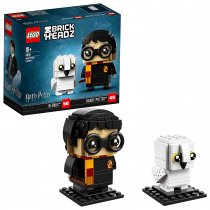 Lego BrickHeadz Harry Potter and Hedwig #41615