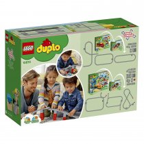 Lego Duplo Train Bridge and Tracks(10872)