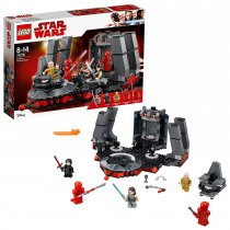 Lego Star Wars Snoke's Throne Room(75216)