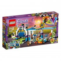 Lego Friends Spinning Brushes Car Wash(41350)