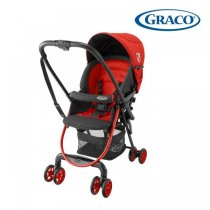 Graco รถเข็น CitiLite R Plus – Red Poppy
