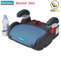 Kidstar Booster Seat with Isofix, สี: ฟ้า
