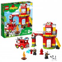 Lego Duplo Fire Station#10903