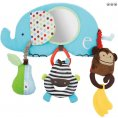 �����ǹ�Դö�� ����շ - Stroller Bar Activity Toy, Alphabet Zoo