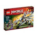 Ninjago Titanium Dragon Toy # 70748