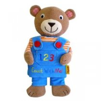 Learn With Button Bear-Counting Book