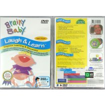 """DVD BRAINY BABY """"Laugh&Learn"""""""