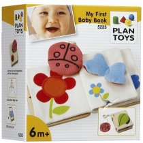 Plan Toys My First Baby Book