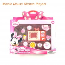 Minnie Mouse Kitchen Playset, แบบ: Microwave Set